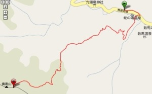 Garmin Connect - Activity Details for Going up to trail @ Hasetsune couse.jpg