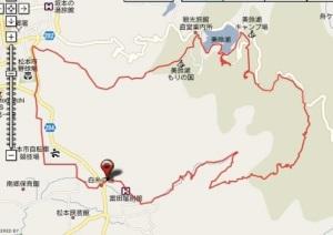 Garmin Connect - Activity Details for Trail Running Trip in Matsumoto.jpg