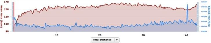 Garmin Connect -Player for 58th Katsuta Marathon