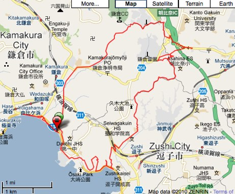 Untitled by koichi2000 at Garmin Connect - Details