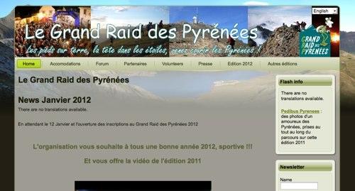 Le Grand Raid des Pyrénées